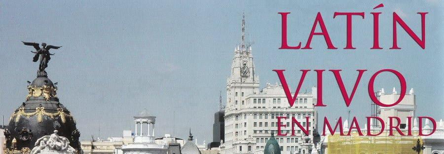 LATÍN VIVO EN MADRID